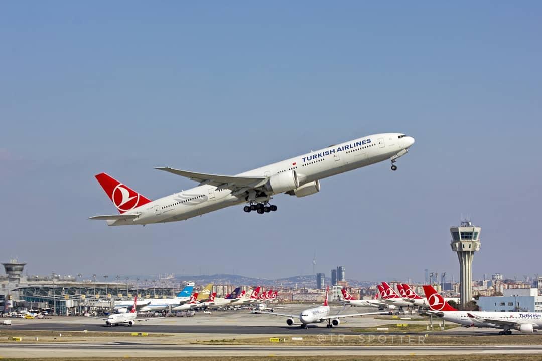 Türk Hava Yolları- Atatürk Havalimanı - Hava Haber