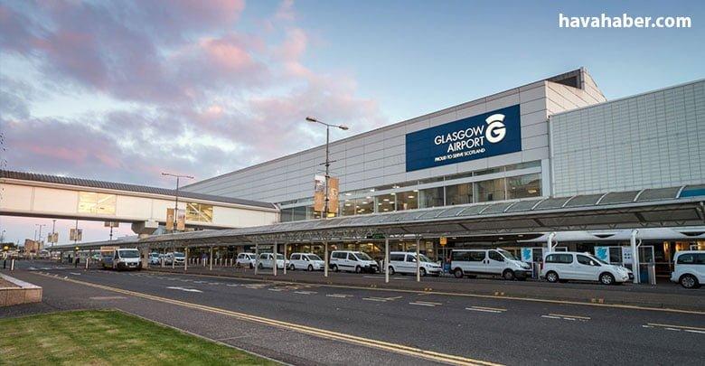 Glasgow Havalimanı'nda şüpheli paket alarmı