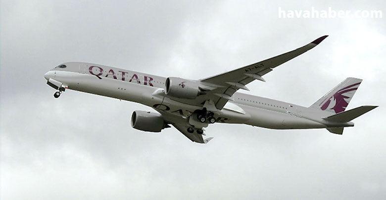 Katar Havayolları'nda sarhoş uçuş ekibi şoku!