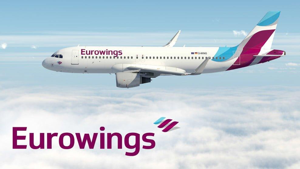 Eurowings Almanya'dan Türkiye'nin 4 noktasına uçacak