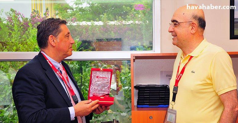 45 yıllık macera sona erdi; Corendon Airlines Kabin İçi Teknisyeni Emekli Oldu