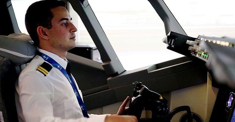 Pegasus Hava Yolları, İstanbul Okan Üniversitesi Pilotaj Bölümü öğrencilerine kariyer imkânı sunuyor