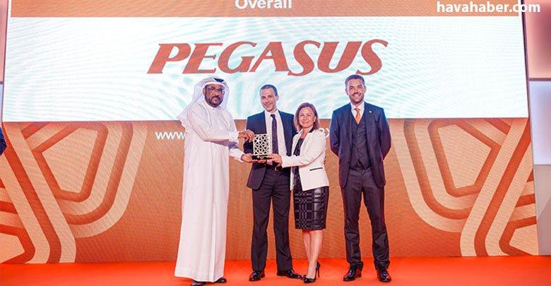 Pegasus'a bir ödül daha; Uluslararası İş Mükemmelliği