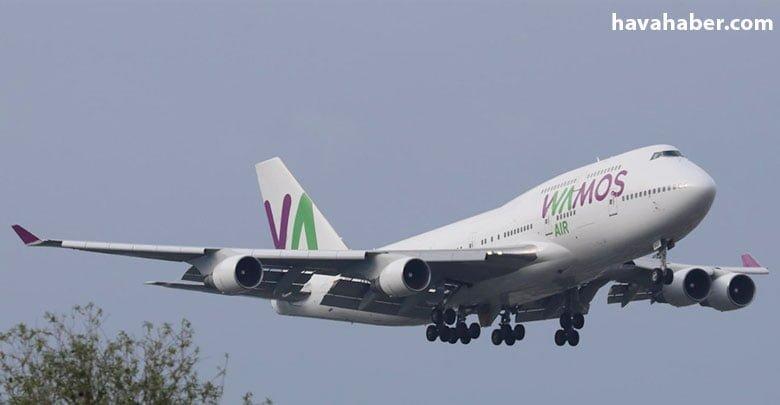 SunExpress'in Boeing 747'si ilk sefere çıkıyor