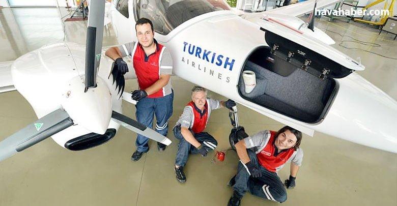THY Teknik A.Ş. 'Uçak Bakım Teknisyeni' arıyor