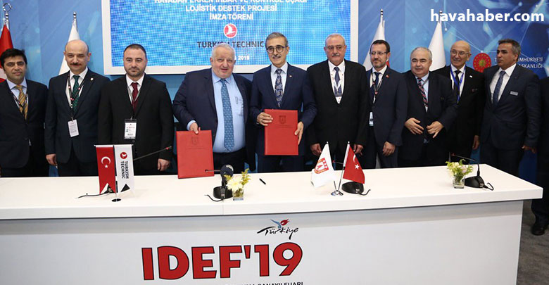 Türk Hava Yolları ile Savunma Sanayi Başkanlığı HİK uçakları için işbirliği protokolü imzaladı