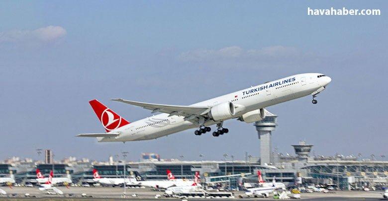 türk hava yolları boein 777-300 ER