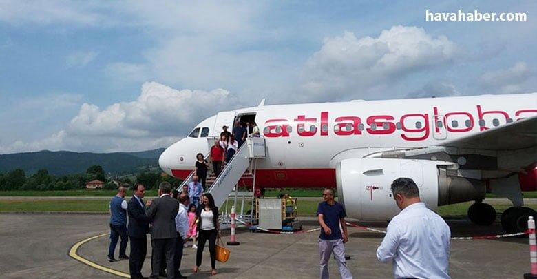 AtlasGlobal Zonguldak'a merhaba dedi