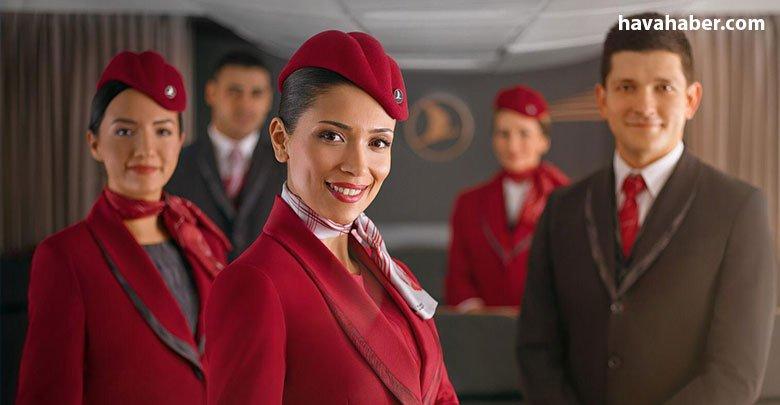 Türk Hava Yolları'nın İtalyan Ettore Bilotto tarafından tasarlanan yeni kabin üniformaları İstanbul Havalima'nın açılış töreninde tanıtılmıştı.