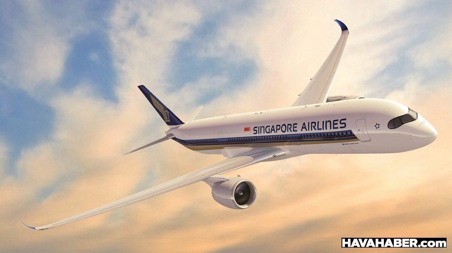 Singapur Hava Yolları'nın İstanbul Havalimanı'na Airbus A350 ile gerçekleştireceğini uçuşun tarihi açıklandı