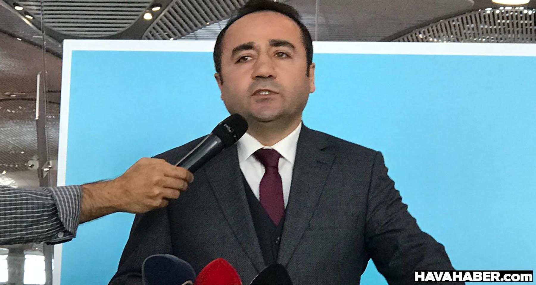 İstanbul Havalimanı Mülki İdare Amirliği'ne İstanbul Vali Yardımcısı İsmail Şanlı atandı.