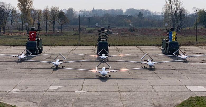 Bayraktar TB2 silahlı insansız hava araçlarının kabul testleri tamamlandı.