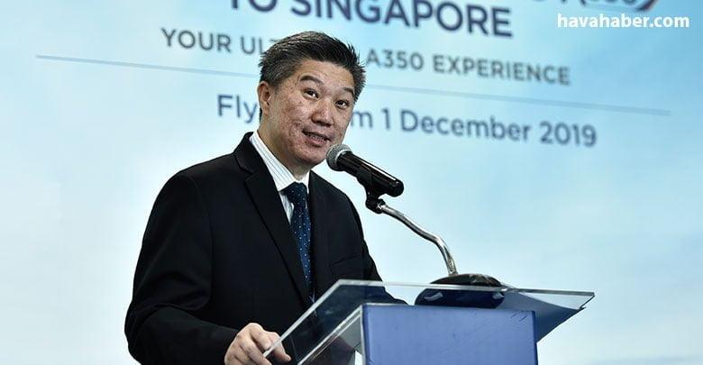 Singapur Hava Yolları Avrupa Bölge Başkanı Sek Eng Lee