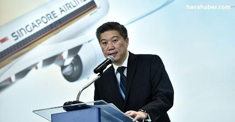 Singapur Hava Yolları Avrupa Bölge Başkanı Sek Eng Lee Hava Haber'e konuştu