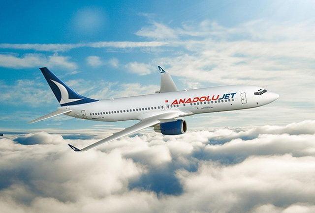 Anadolujet Üsküp'ten Antalya ve Bodrum uçuşlarına başlıyor; Tarihler belli oldu