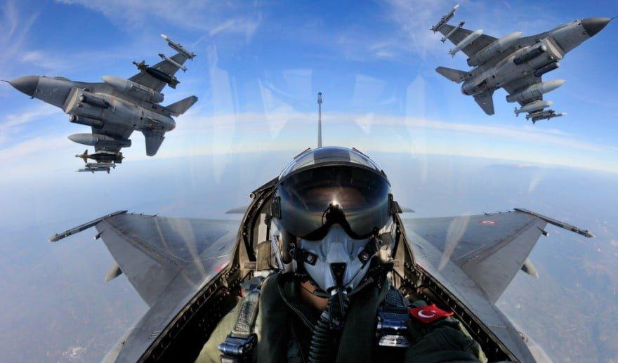 F-16 pilotları ne kadar maaş alıyor? - Hava Haber