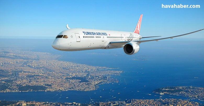 Türk Hava Yolları Nisan ayında 2,4 milyon yolcu taşıdı.